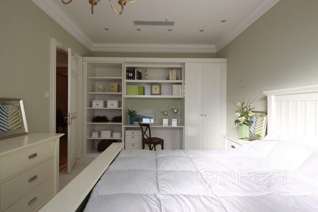 欧式卧室壁橱装修效果图