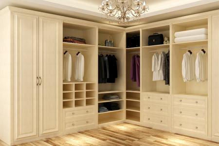 定制衣柜家具